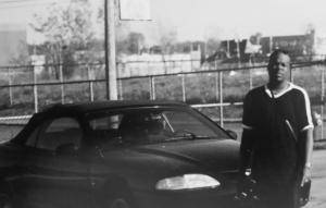 Daforce with his mustang